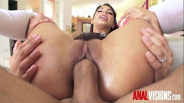 Anal Visions Latina Schoolgirl Slut Gina Valentina Thumb