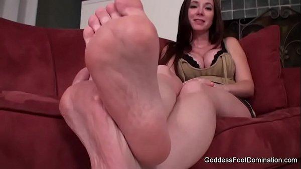 Dana Vespoli Foot Fetish