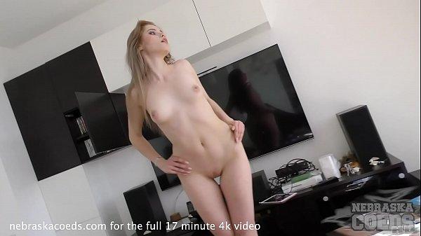 striptease 18yo gorgeous margarita and kinky pussy pump dildo play
