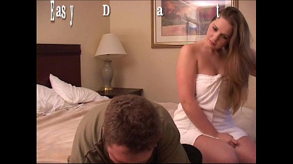 EasyDater - Busy Babe has cheap motel blind sex date and he can't get it up Thumb