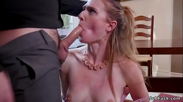 Stepsisters in bondage fucked by lawyer Thumb