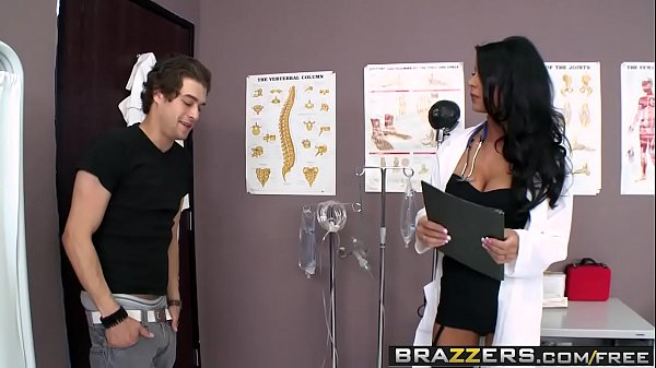 Brazzers - Doctor Adventures - Take Up Thy Stethoscope And Fuck scene starring Jessica Jaymes and Xa Thumb