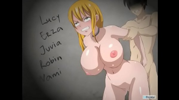 Anime fuck compilation Nami nico robin lucy erz...