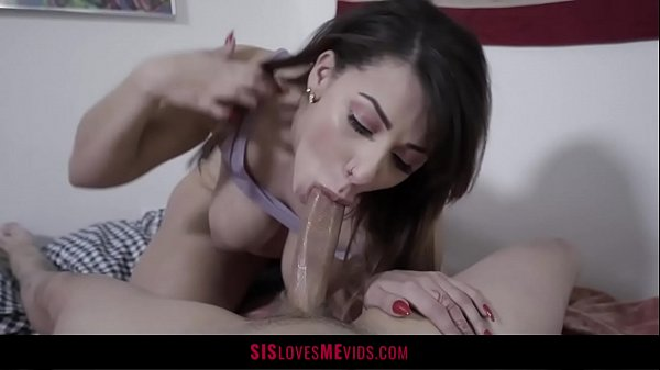 Horny Milf Plays Truth Or Dare With New Stepson