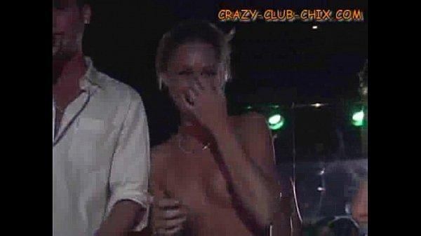 Nude Dancing In Public
