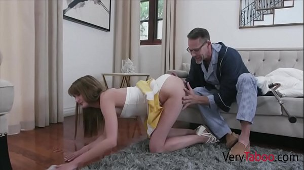 Old Pervy Grand-Dad Fucks His Only Grand Daughter- Zoe Sparx Thumb
