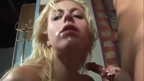 Angela Stone Gags On A Cock Way To Big For Her Little Mouth