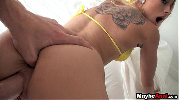Tiny Blonde Loves Anal Cameron Canada