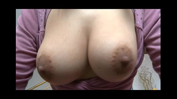 Busty amateur wants your cock between her Boobs