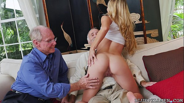 Young Molly Earns Her Keep by Fucking Old Guys on Blue Pill Men (bpm15327)  thumbnail
