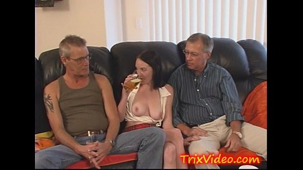 Young Teen Does DADDY and UNCLE Thumb