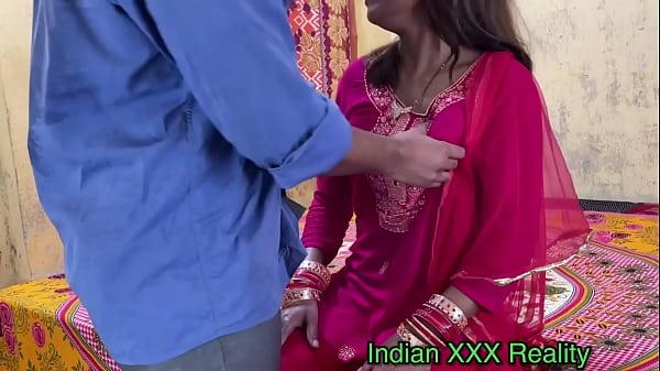 Best Indian XXX Husband Hardcore Fucking His Wi...