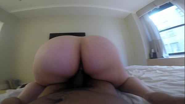 Marcy Diamond Big butt pawg white girl fucking and sucking BBC Thumb