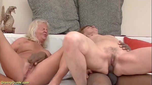 b. big cock interracial anal granny orgy