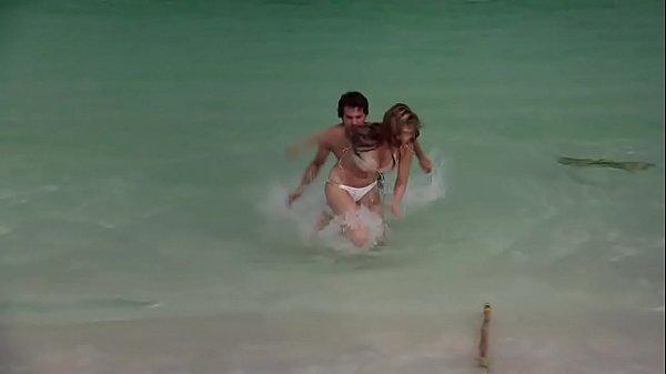 Kelly Brook Nude in Movie Survival Island Aka three  thumbnail