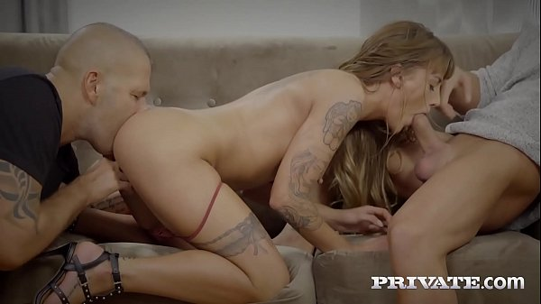 Private.com - Fuck The Police! Slutty Silvia Dellai DPd By 2 Hard Coppers!