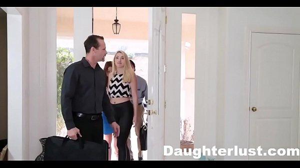 Image Hot Teens Fuck Dad For Mardis-Gras   DaughterLust.com
