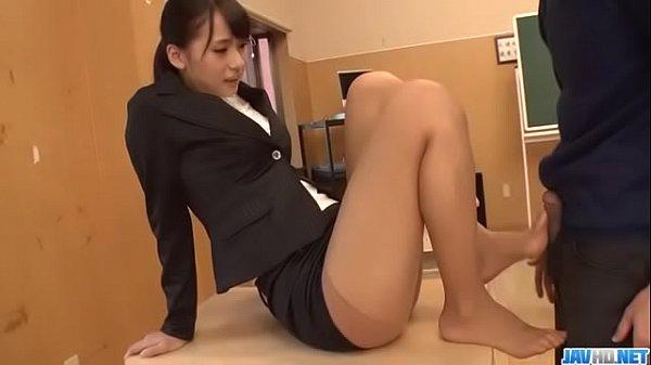 Yui Oba, teacher in heats, amazing hardcore school fuck - More at javhd.net