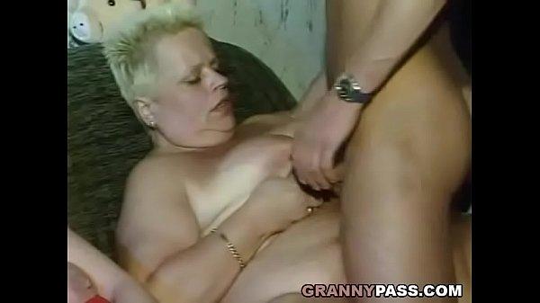 Home German Granny Orgy  thumbnail