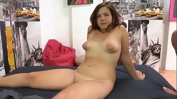 Alba's ANAL DEFLOWERING with a giant cock. Biggest thant a Red Bull can!