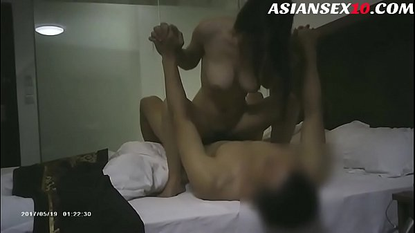 21 year old Busty Chinese Fucks BF