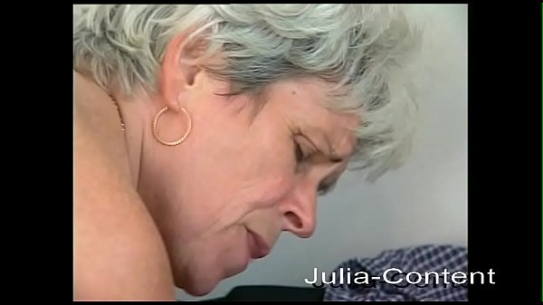 She is still horny at fucking with her 73 years.