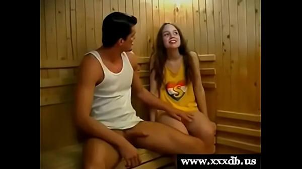 Femke gets fucked by her gym teacher