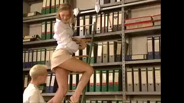 short dress girl get fucked in the library xemphimsex.rainporn.com Thumb