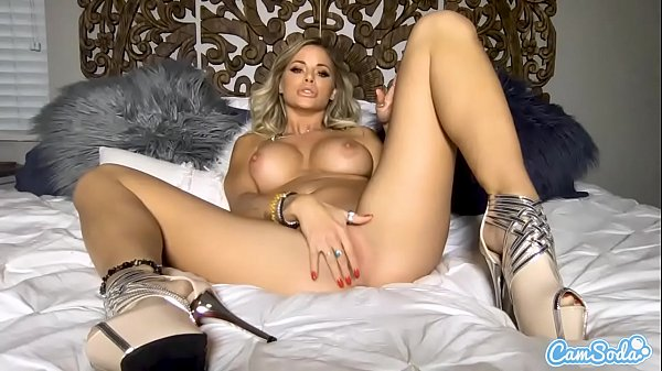 CamSoda - Jessa Rhodes Fingerfucking Good Time