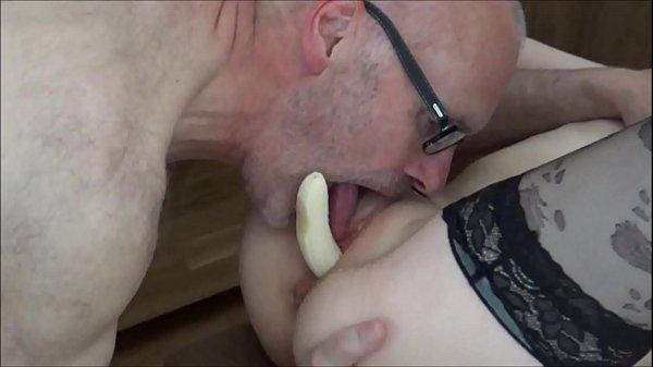 Angel, the banana vagina whore