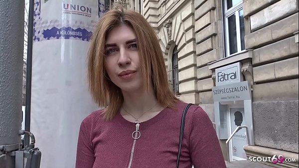 GERMAN SCOUT - SLIM GIRL TALK TO SEX WITH STRANGER AT REAL STREET CASTING