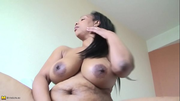 bbw mother and son