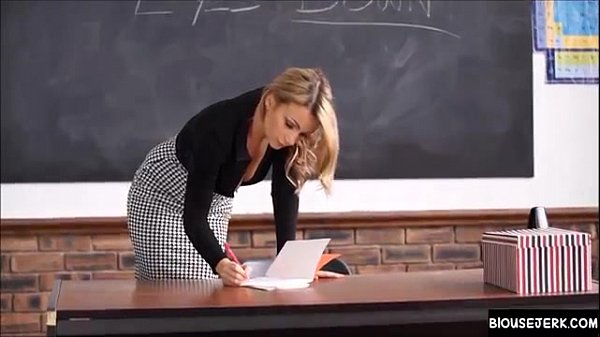 Penny Lee - Sexy teacher boobs Thumb