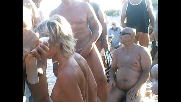 Cap d agde nude beach videos