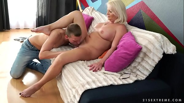 Image Big cock lover mature has multiple orgasms