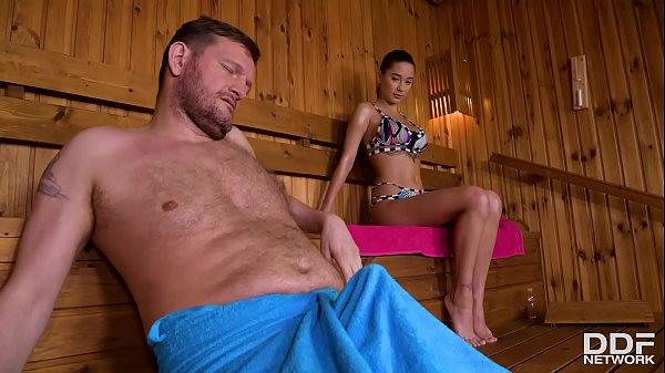 Sexy Sauna Seduction