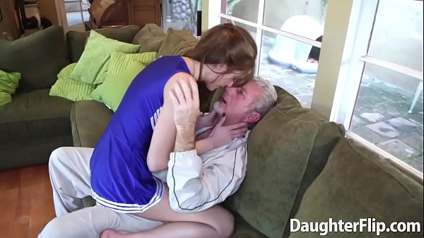 Older Guy Pounds Sexy Stepdaughter Thumb