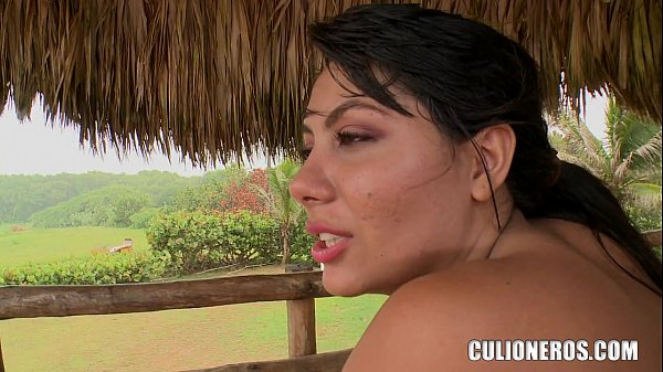 Perfect Pussy and Ass on this Latina Thumb