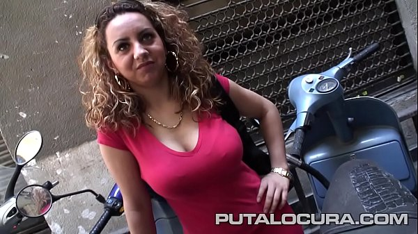 A Romanian caught in Barcelona: Enter if you like tits