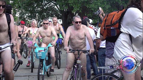 New Orleans Naked Bike Ride 2018