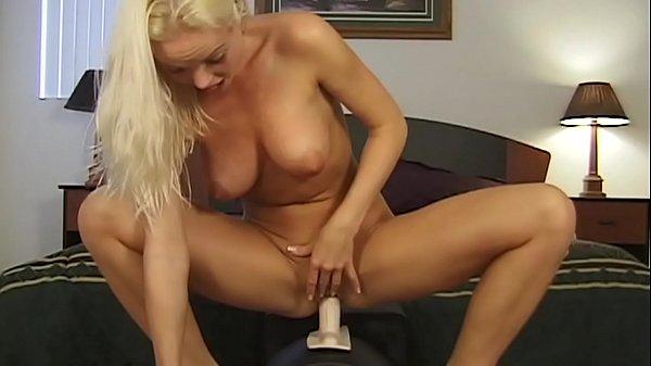 Rare sex machine scene enjoying real - Silvia Saint