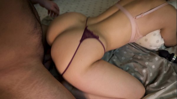 Horny brunette stepsister wants my cock while parents are not home - Jessi Q Thumb