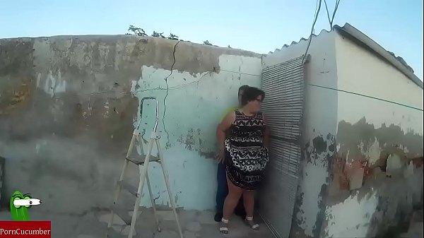 Баб ебут псы