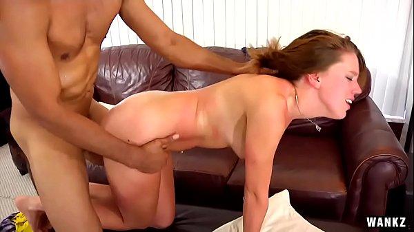 WANKZ- Lizzie Tucker Takes a Massive Hole Stretch Thumb