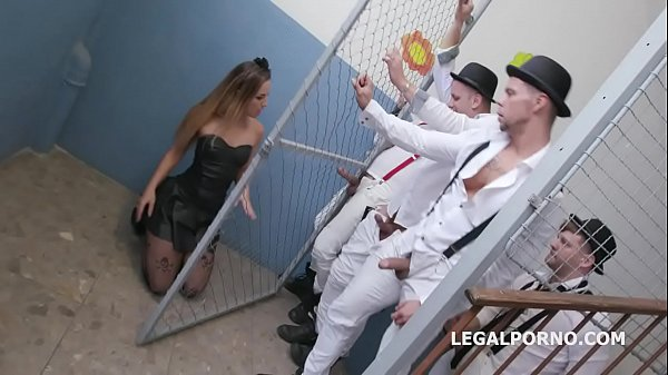 Kristy Black gets in touch with the Clockwork Gang, what the fuck is going on? GIO850 Thumb