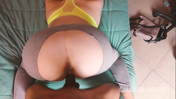 Pawg Pays Trainer With Some Wet Pussy