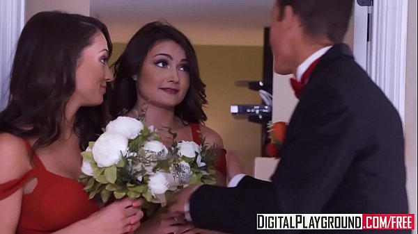 DigitalPlayground - Wedding Belles Scene 3 (Anna Bell, PeaksJustin Hunt) Thumb