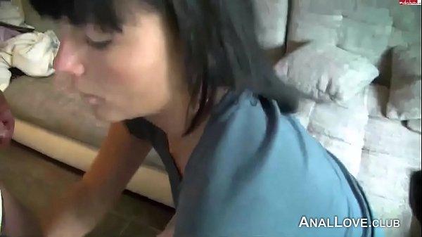 Anal Cumshot Swallow Thumb
