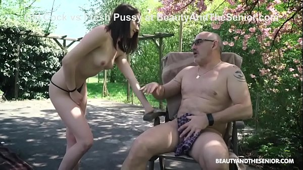 Grandpa Fucking with the Wrong Pussy Thumb