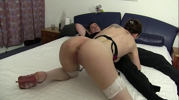 Free Version - My sister-in-law sees me fuck with her husband, she gets excited and wants me to lick her pussy Thumb